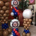 Washington National Balloon Designs
