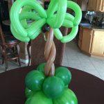 Palm Tree Balloon Tabletop