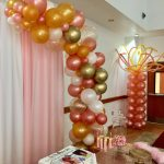 Balloon Arch by LastingTouches.com