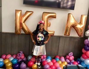 Kennedie's Birthday Party