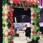 echo stage 2018 Christmas arch