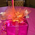 Bridal shower gift box