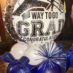 Way to Go Grad Balloon Design