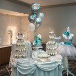 Cake/Cupcake Table