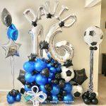 soccer balloon design