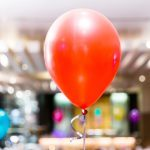 Blurred Party Decoration